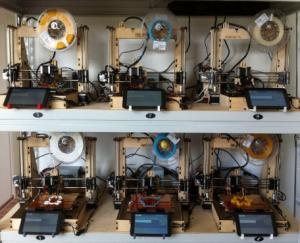 3d-printers-cluster